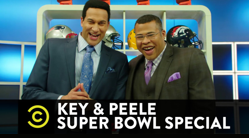 Key & Peele Super Bowl Special